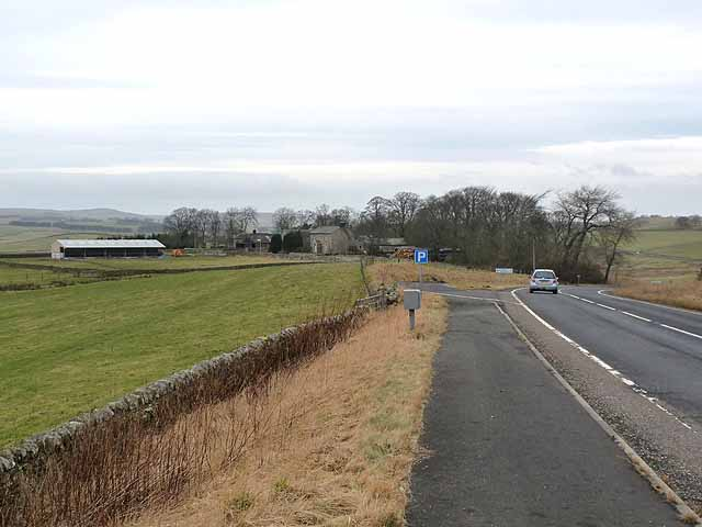 Monkridge and the Pennine Cycleway