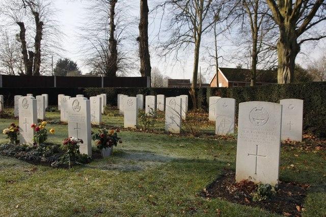Corner of remembrance