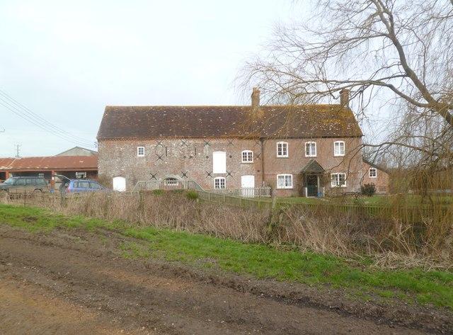 Crichel Mill