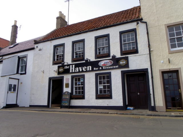 The Haven, Anstruther Easter