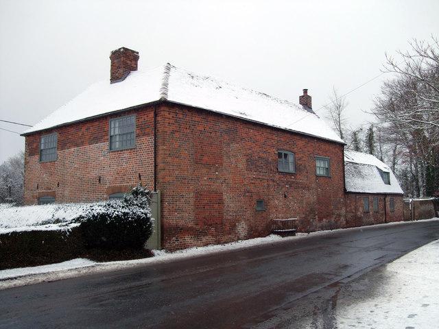 Farmhouse, Mildenhall