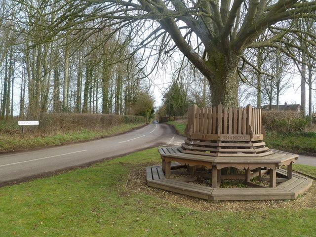 Witchampton, seating