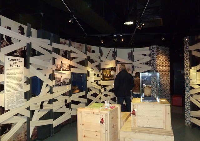 A half term visit to the Florence Nightingale Museum (b)