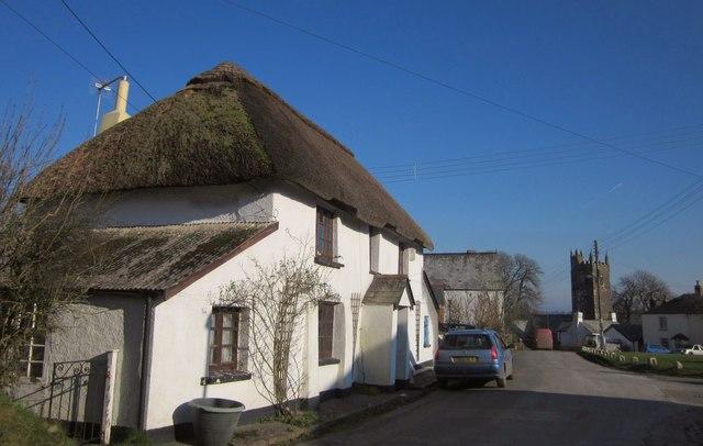 Cottage, Ashwater