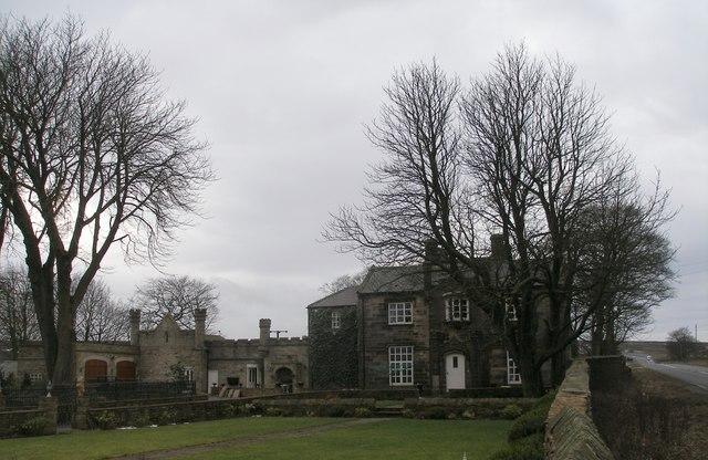 Bordhill Lodge