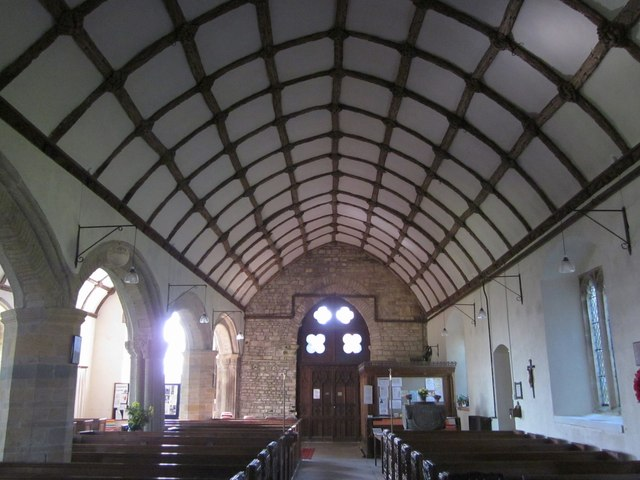 Church of St Peter ad Vincula, Ashwater
