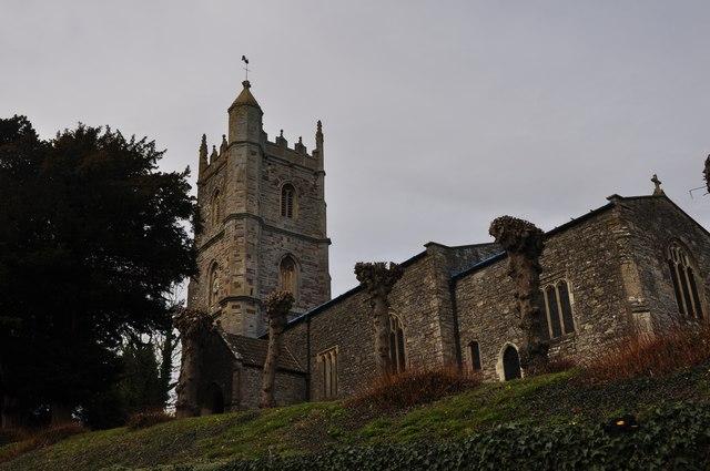 Aust : Aust Church