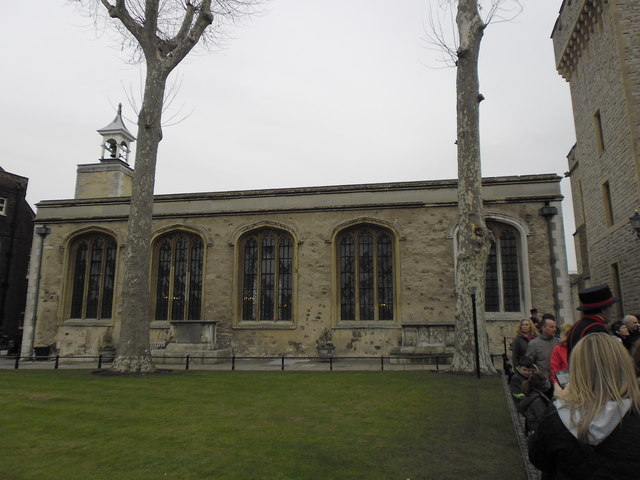 St Peter ad Vincula in February 2012