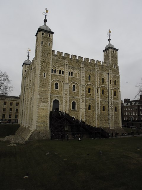 The White Tower in February 2012