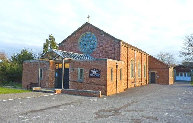 St Peter's Church, Ashley