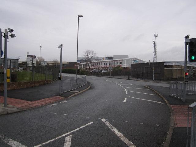 Hurdsfield Industrial Estate, Macclesfield