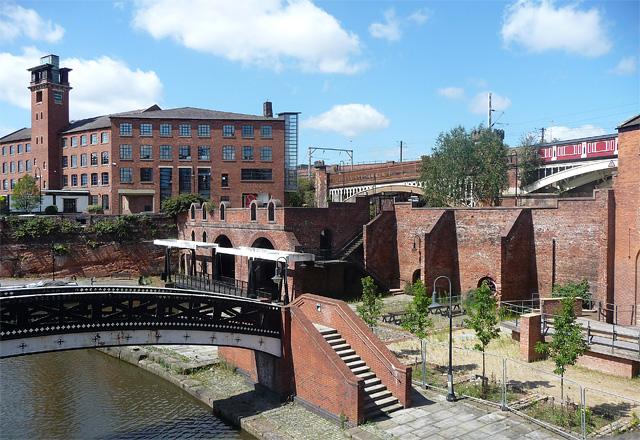 Castle Quay, Manchester