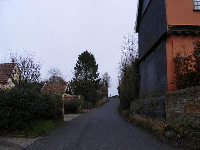 Bickers Hill Road, Laxfield