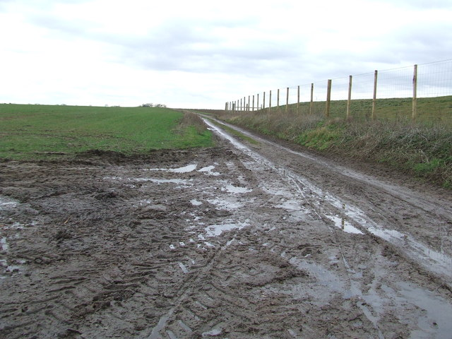Very Muddy Farmers Track