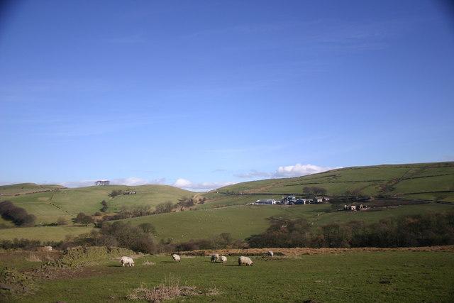 Blackbrook fields, Rainow