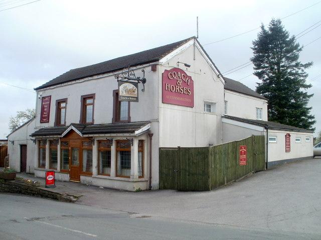 Coach & Horses, Caerwent