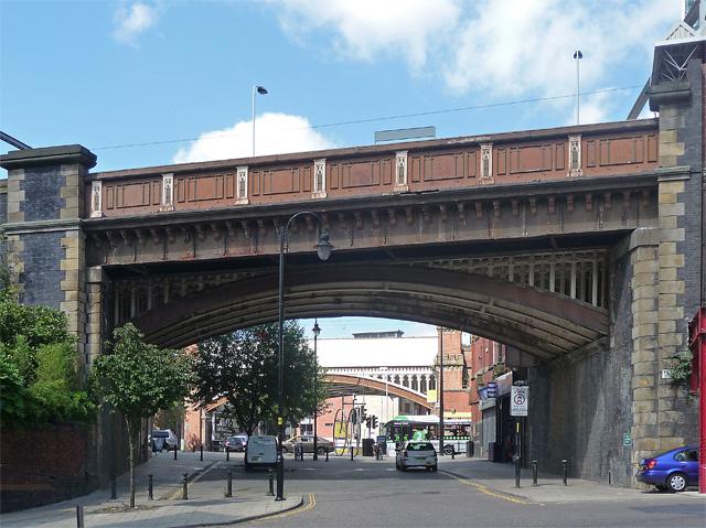 Bridge, Deansgate, Manchester (2)