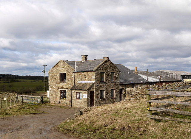 Farm at West Carr