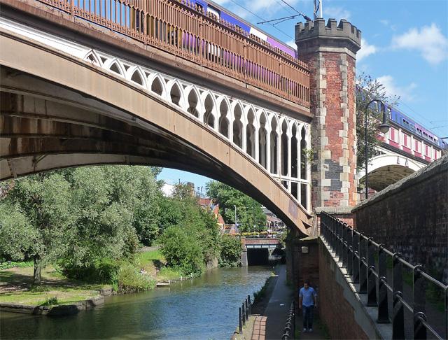 Viaduct, Castle Street, Manchester