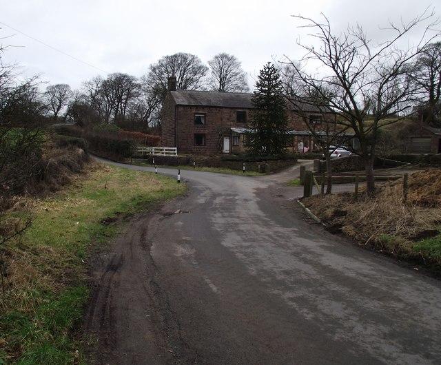 Cottages on Quaker Brook Lane
