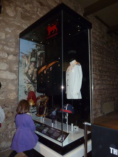 Inside The Royal Regiment of Fusiliers Museum (III)