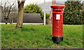 J3169 : Pillar box, Belfast by Albert Bridge