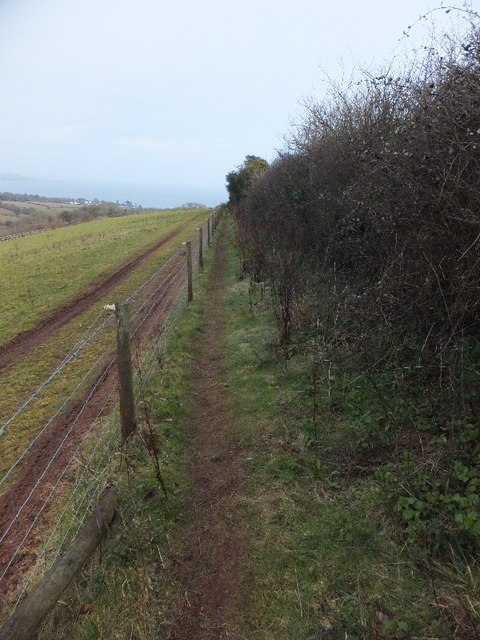 Footpath to Holcombe