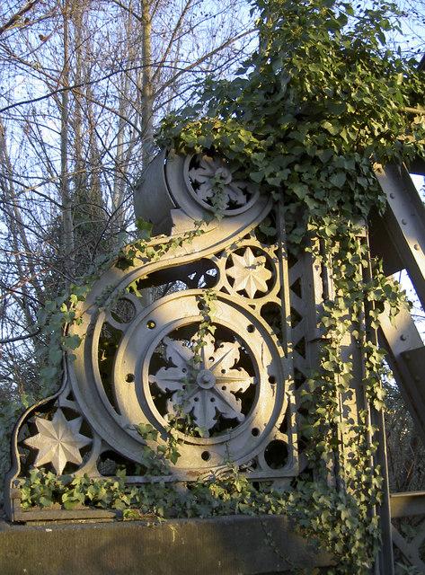 Detail from Midland Road Bridge