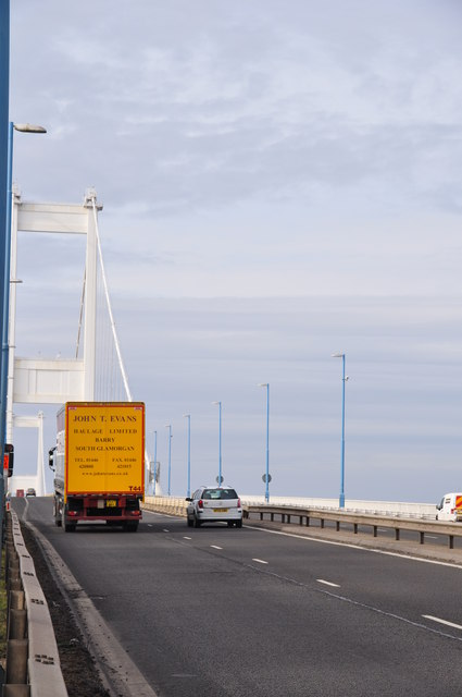 Severn Bridge : The M48 Motorway