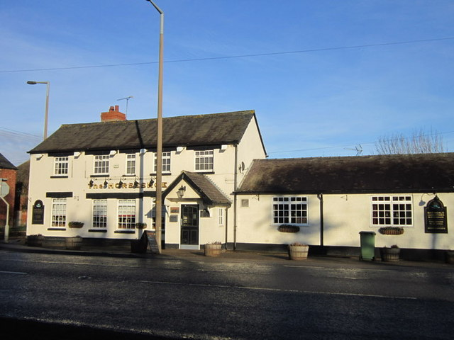The Horseshoe public house, Thurlby