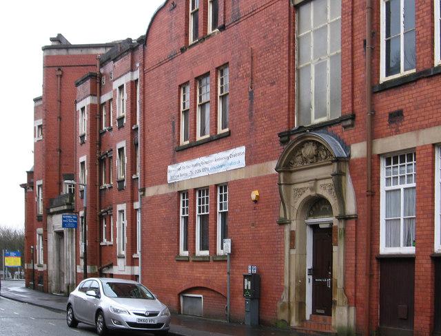 Bolton - Silverwell (Masonic) Hall