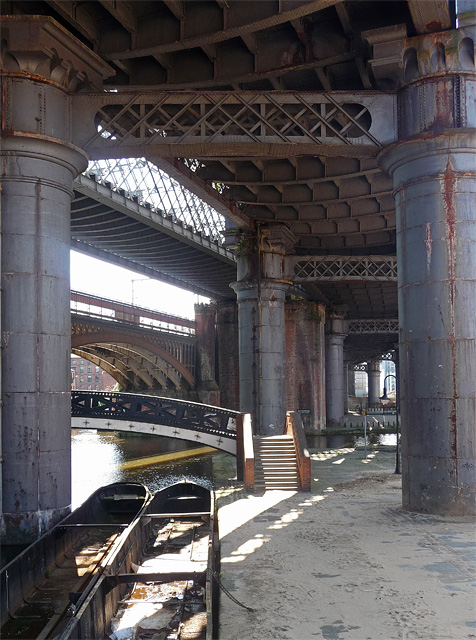 Viaducts, Castle Street, Manchester (1)