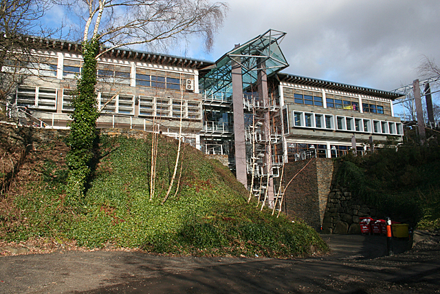 Edinburgh Indoor Climbing Arena