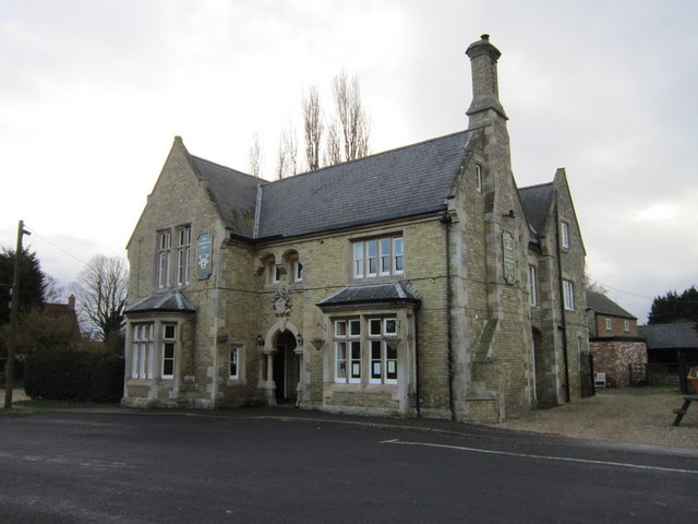 The Whichcote Arms, Osbournby