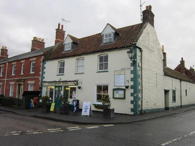 Folkingham Store, Folkingham