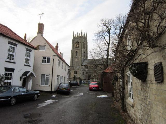 St Andrew's Folkingham