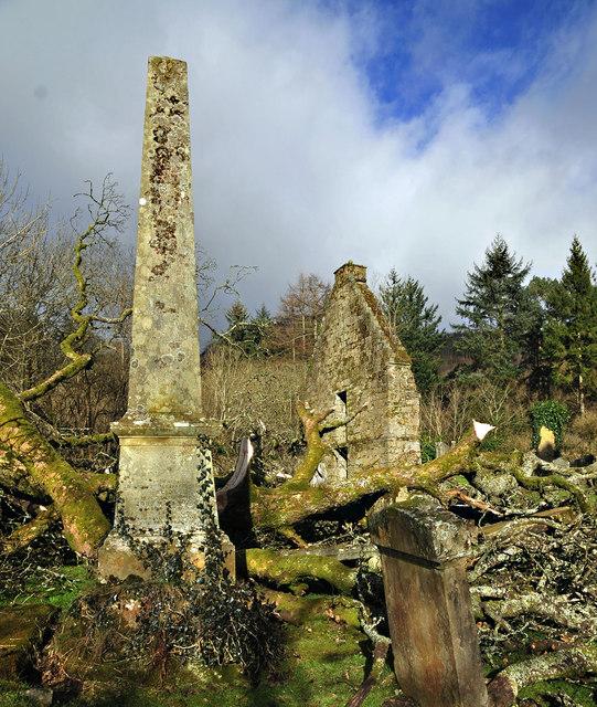 St Machans Graveyard
