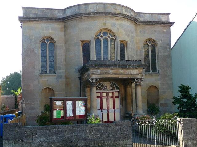 Glastonbury - United Reformed Church