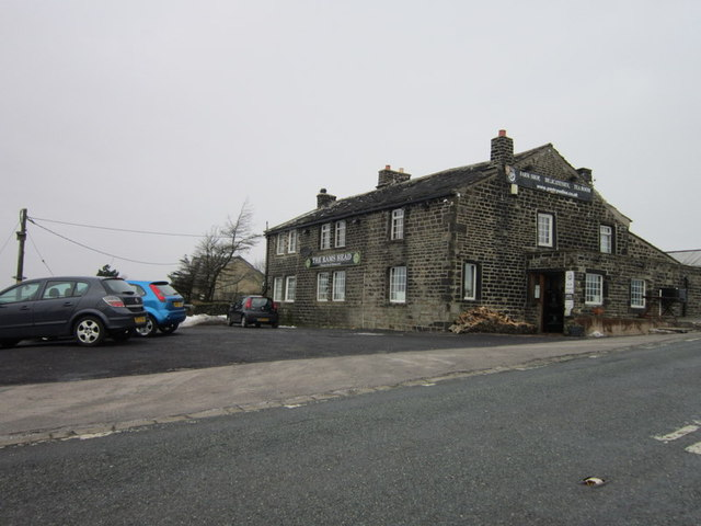 The Rams Head public house