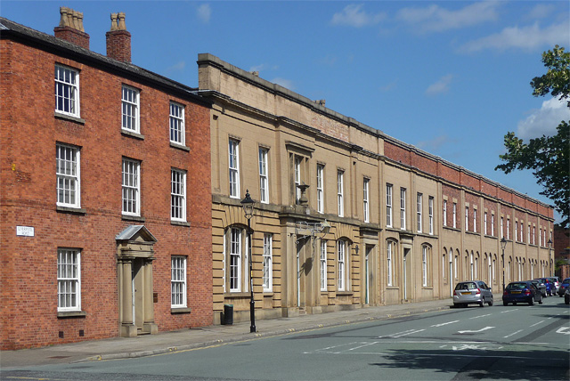 Former station, Liverpool Road, Manchester