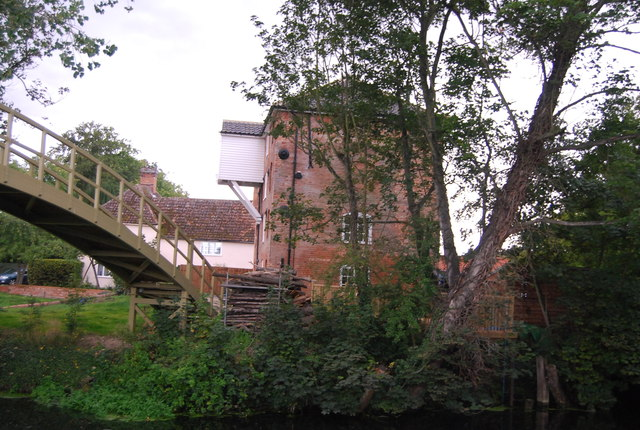 Sproughton Mill