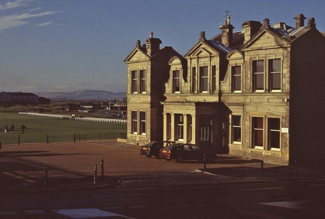 Royal and Ancient Clubhouse, St Andrews
