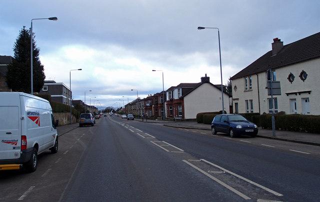 B771, Paisley Road