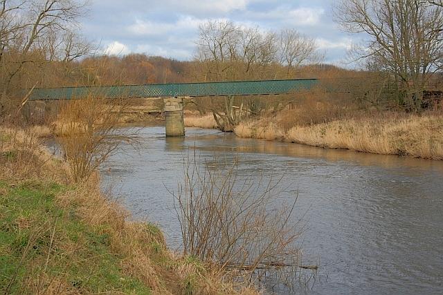 Footbridge over the Wear