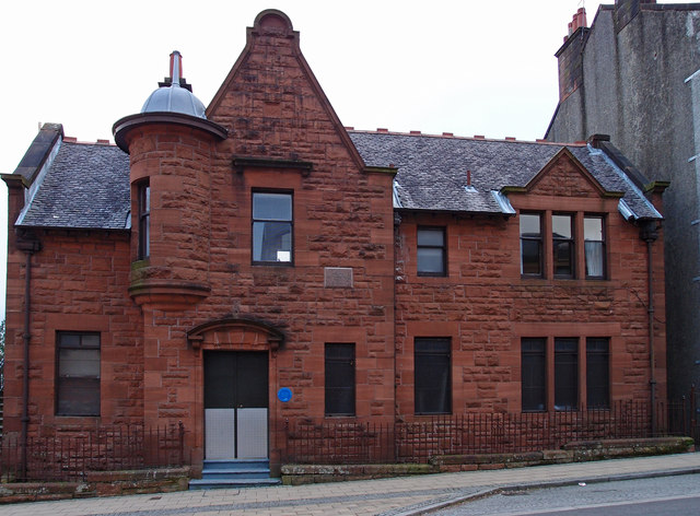 Masonic Lodge, Barrhead