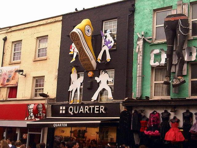 Quarter Shoe Shop