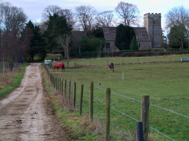 Church of Saint John the Baptist, Hannington
