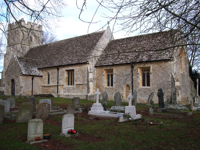 Church of Saint John the Baptist, Hannington