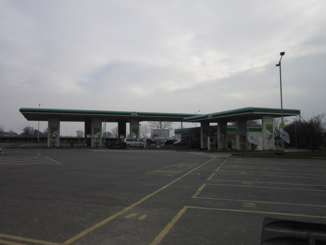 Knutsford services, M6 southbound