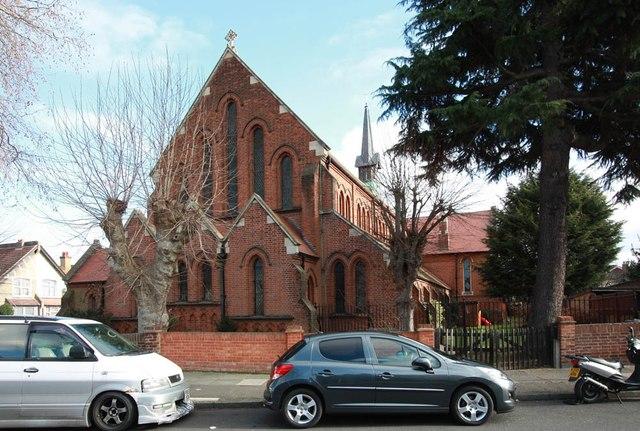 St Mark, St Mark's Road, Mitcham